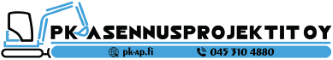 PK-ASENNUSPROJEKTIT Logo